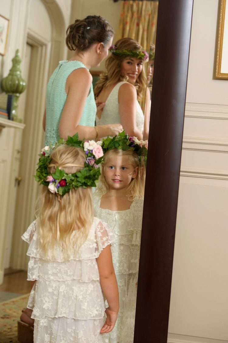 Bonnie and the Mermaids Wedding
