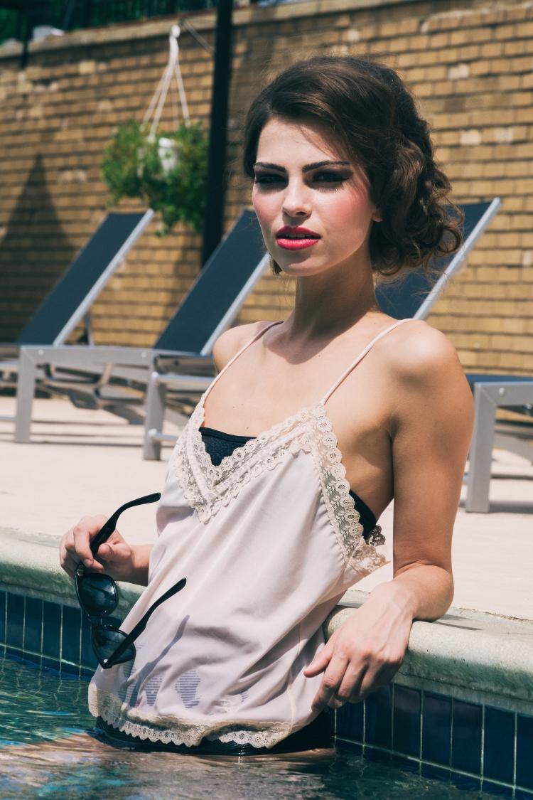 Vintage Dior Cami