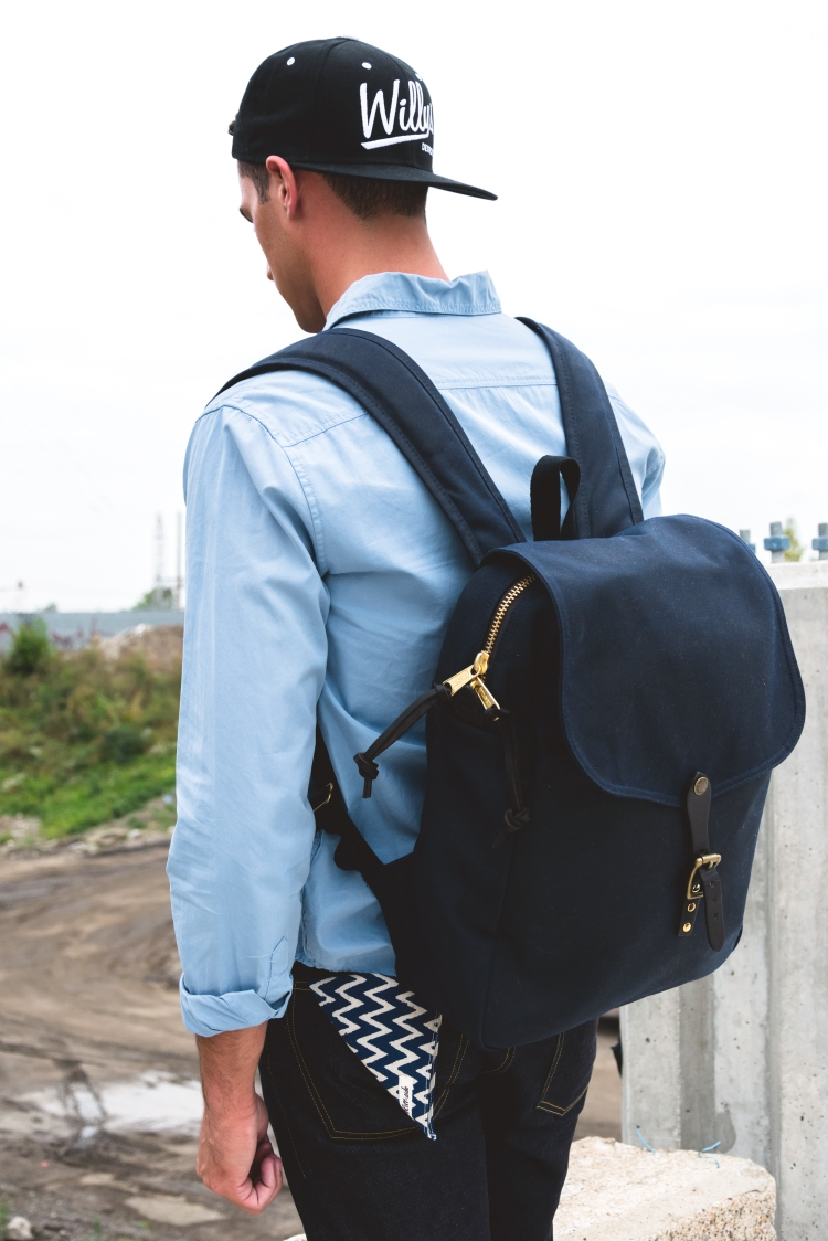 Backpack by Filson